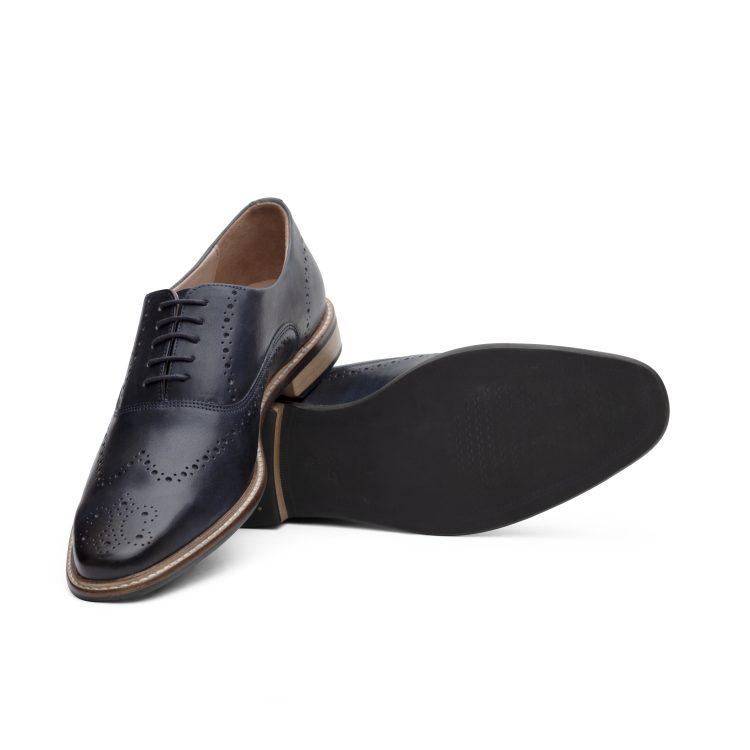 SAM01-BLK01 MNJ Formal Shoes Black