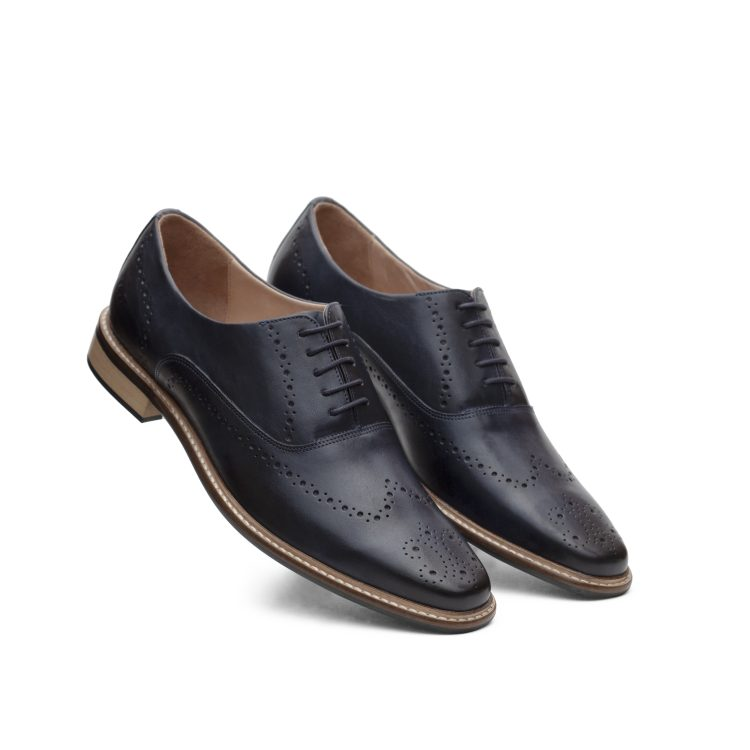 SAM01-BLK01 MNJ Formal Shoes Black (3)