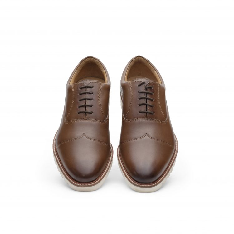 ROB02-BRW-Brown Mens Shoes