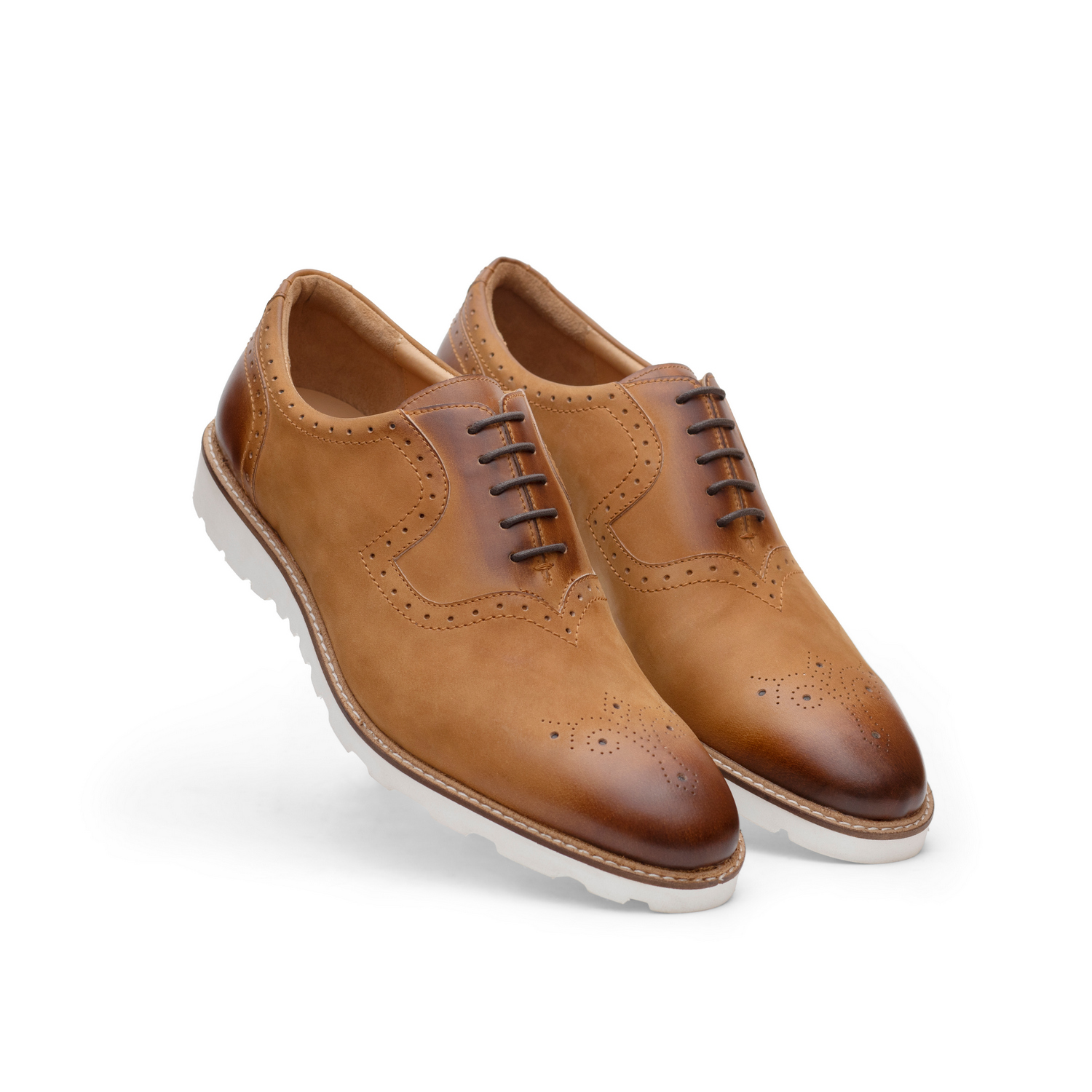 new arrivals authorized site price reduced Smart Formal Tan Shoes - MNJ Shoes - Brand New Shoes and Bags ...