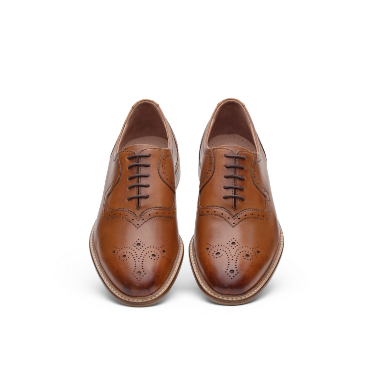 ROB03-TAN MNJ Men Shoes