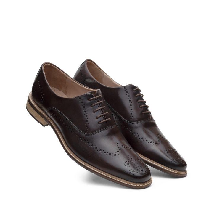 SAM01-BRW MNJ Men's Formal Shoes (2)