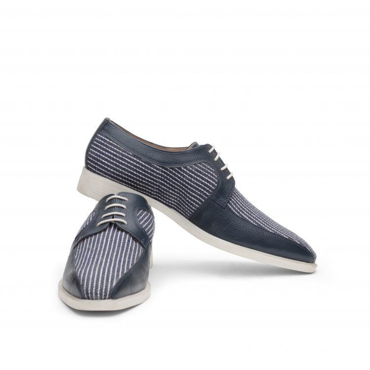 SAM09-NAVY Casual Shoes Men