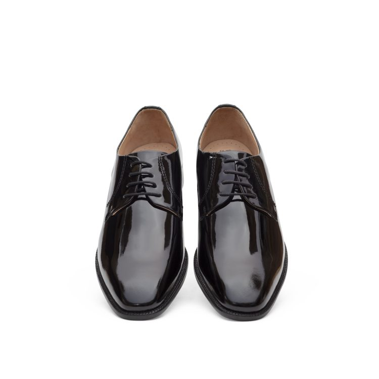 SAM12-BLK1 Formal Black Shoes