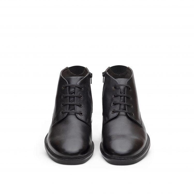 VICBT05-BLK-Black-Leather-Men-Shoes